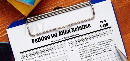 Application Form I-130 Petition for Alien Relative