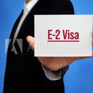 E-2 Visa green card