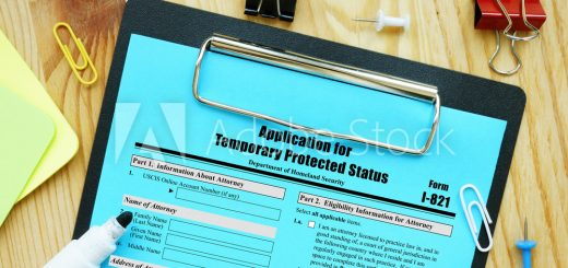 Form I-821 Application for Temporary Protected Status